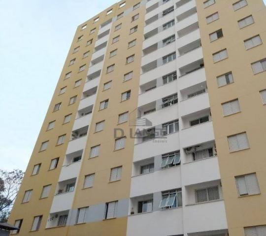 Apartamento com 2 dormitórios à venda, 57 m² por R$ 310.000,00 - Parque Itália - Campinas/