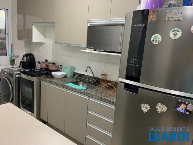 Apartamento à venda com 2 dormitórios em Jardim das figueiras, Valinhos cod:627552 - Foto 2