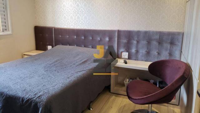 Lindo apartamento com 2 dormitórios e closet à venda, 73 m² por R$ 450.000 - Vila Brasil - - Foto 15