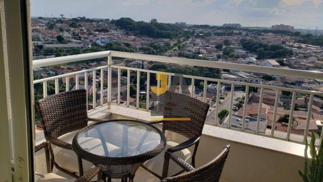 Lindo apartamento com 2 dormitórios e closet à venda, 73 m² por R$ 450.000 - Vila Brasil - - Foto 5