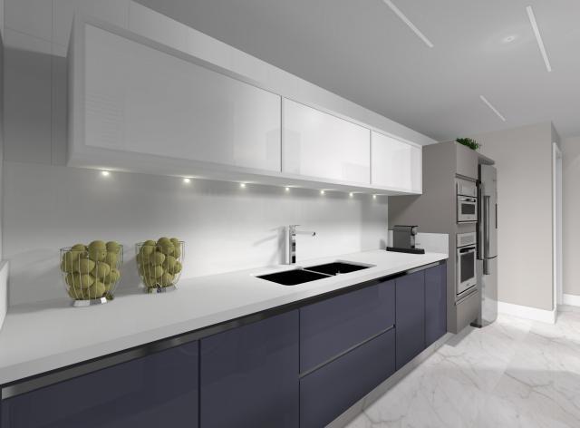 Apartamento à venda com 3 dormitórios em Centro, Guaratuba cod:0389/2021 - Foto 7