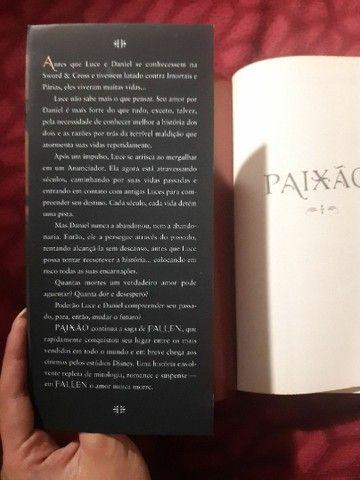 Saga de livros Fallen - Foto 5