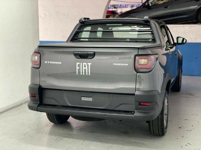 Fiat Strada - rápida negociação, pagamento por boleto bancário  - Foto 6