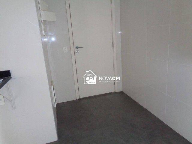 Cobertura à venda, 277 m² por R$ 1.900.000,00 - José Menino - Santos/SP - Foto 14