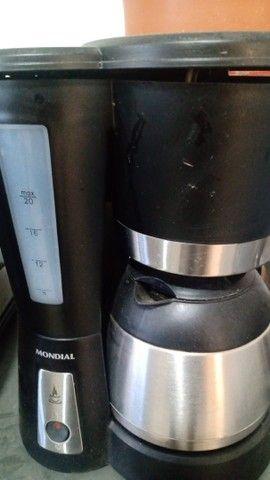 Cafeteira elétrica inox  - Foto 2