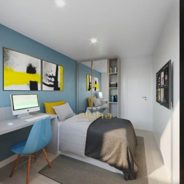 Apartamento com 2 Quartos a 500m do Shopping da Parangaba Com Elevador #am14 - Foto 8