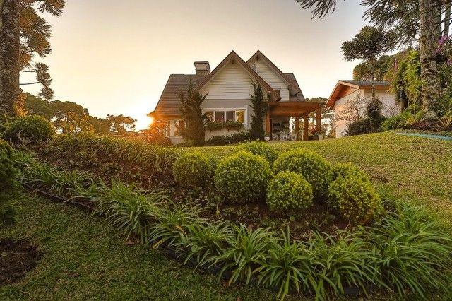 Casa com 5 dormitórios à venda, 400 m² por R$ 4.700.000,00 - Aspen Mountain - Gramado/RS - Foto 8