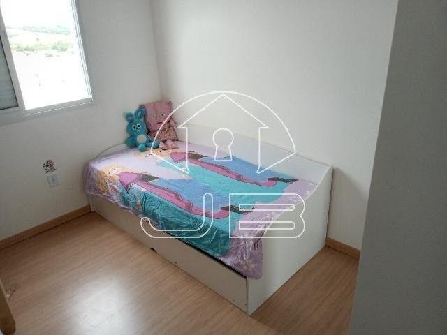 Apartamento à venda com 2 dormitórios em Jardim santa izabel, Hortolândia cod:V414 - Foto 9