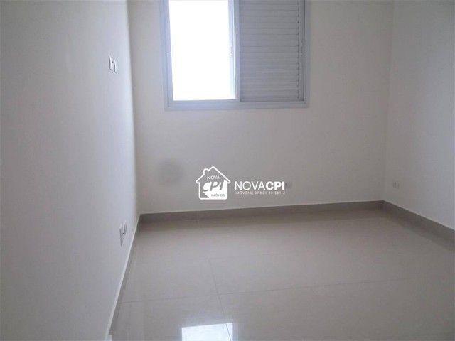 Apartamento com 2 dormitórios à venda Boqueirão - Santos/SP - Foto 7