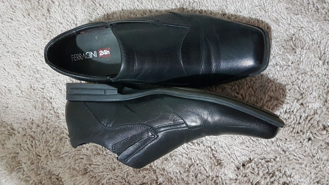 Sapato Ferracini Usado 1x