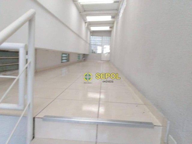 Salão para alugar, 200 m² por R$ 3.200,00/mês - Jardim Egle - São Paulo/SP - Foto 17