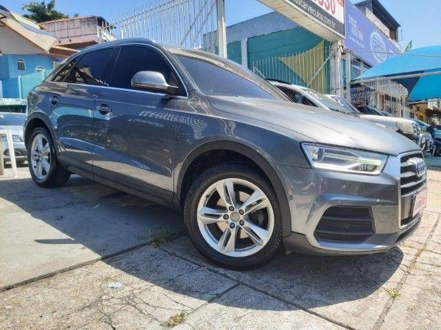 Audi Q3 1.4 Prestige 2019 - Interior caramelo, Segundo dono, 54 mil km
