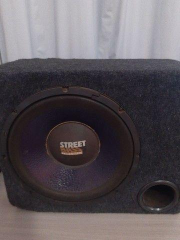 Caixa com auto falante street Bass Selenium de 12 - Foto 6