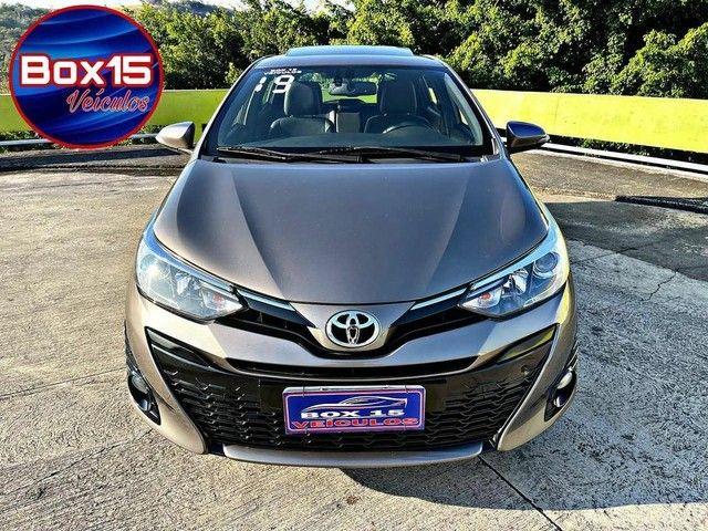 Toyota yaris XLS 1.5 Top de Linha + Teto Solar