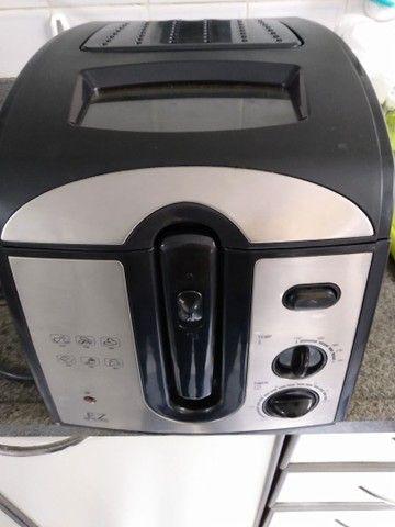 Fritadeira a óleo eletrica - Foto 4