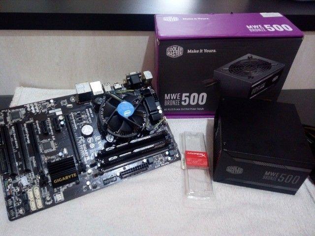 Kit  upgrade Core i5 4570s 2.90 hgz\ 8 gb ddr3