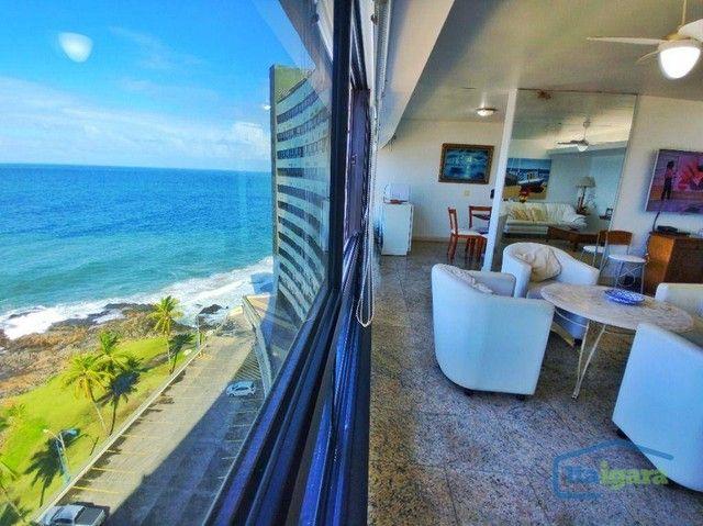 Apartamento com 4 dormitórios à venda, 189 m² por R$ 1.500.000,00 - Ondina - Salvador/BA - Foto 17