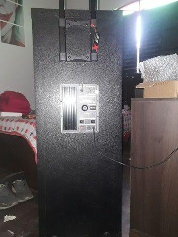 Caixa Amplificada Amvox ACA  - Foto 5