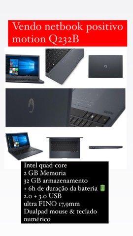 Netbook semi novo  - Foto 2