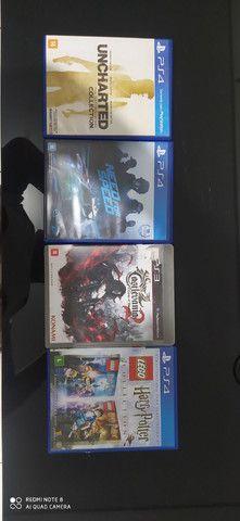 Troco jogos de PS4  - Foto 2