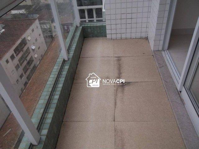 Apartamento com 2 dormitórios à venda Boqueirão - Santos/SP - Foto 4