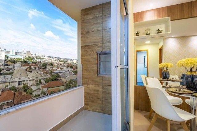 Porto Santiago MRV 2 dormitórios sacada com churrasqueira Protásio Alves - Foto 4