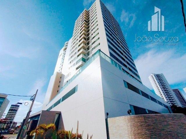 BR_H - Lindo apartamento na beira mar de Casa Caiada com 95m² - Estação Marcos Freire - Foto 18