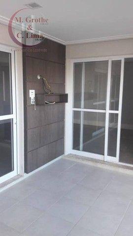 Apartamento com 4 dormitórios para alugar, 245 m² por R$ 6.500,00/mês - Jardim das Colinas - Foto 3