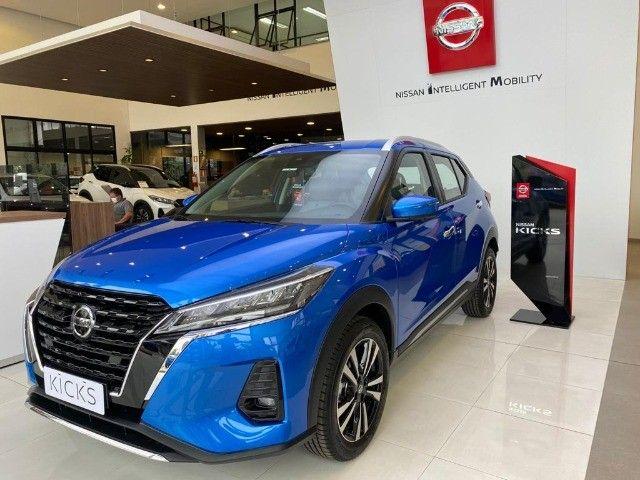 Novo Nissan Kicks Exclusive CVT