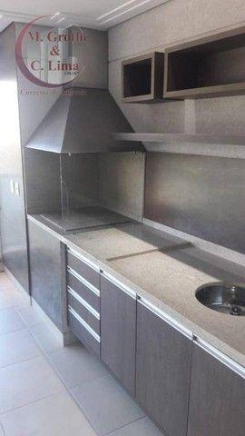 Apartamento com 4 dormitórios para alugar, 245 m² por R$ 6.500,00/mês - Jardim das Colinas - Foto 9