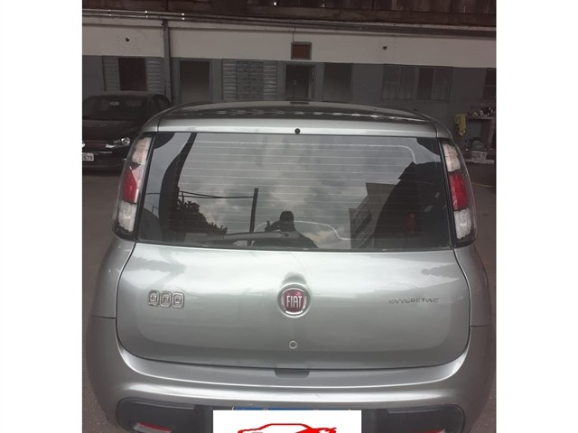 Fiat Uno 2016 1.0 evo attractive 8v flex 4p manual - Foto 13