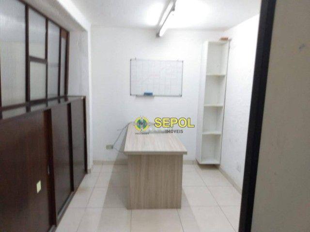 Salão para alugar, 200 m² por R$ 3.200,00/mês - Jardim Egle - São Paulo/SP - Foto 8