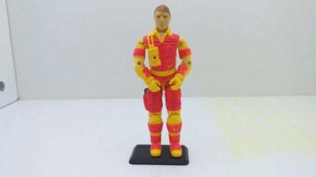 Boneco Blowtorch G.i.Joe/Comandos em Ação/Cobra - Hasbro - Foto 2