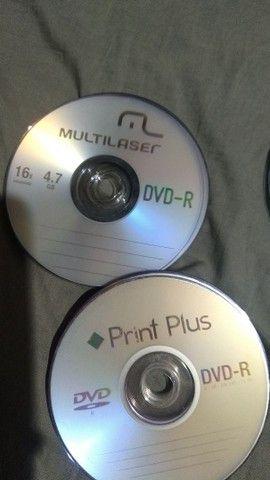 CD DVD Para gravação - Novo - Foto 3
