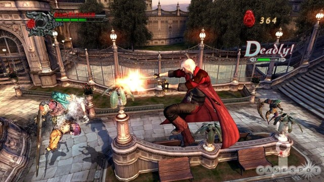 Devil May Cry 4 ps3 - Foto 3