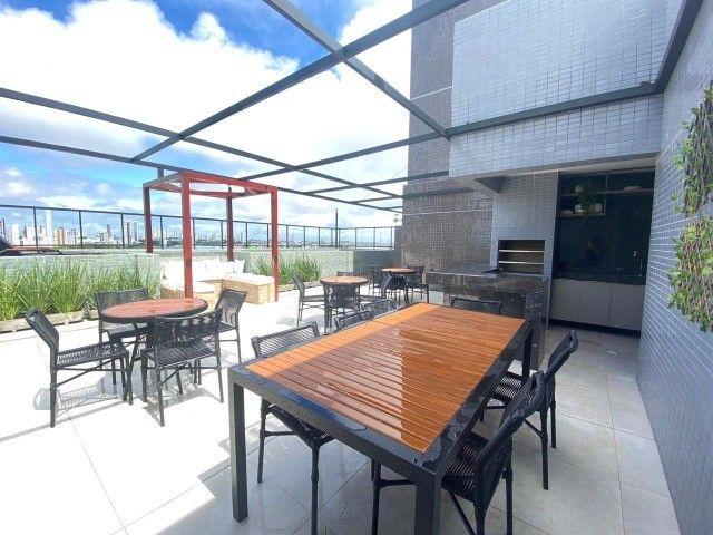 Excelente apartamento Jd Oceania, 3 quartos, varanda gourmet, ótima localização  - Foto 12