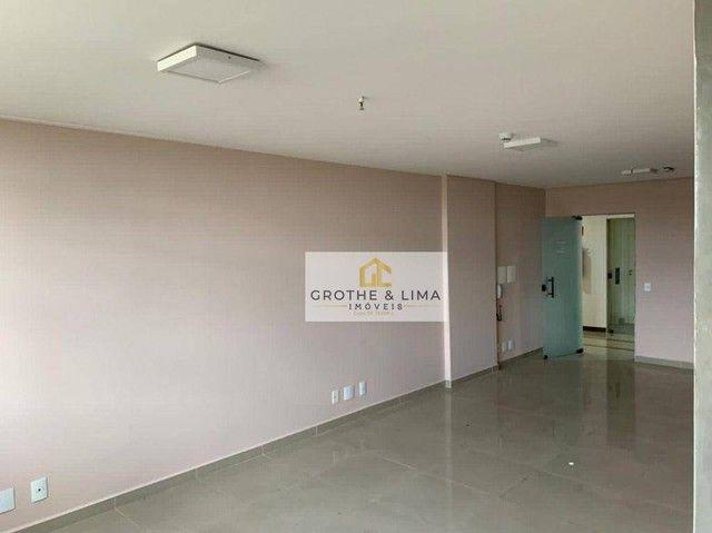 Linda sala comercial 44m², 2 banheiros no centro de São José dos Campos - SP - Foto 15