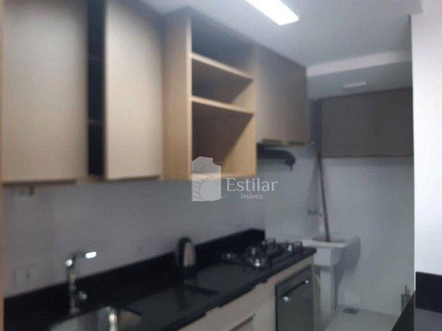 Apartamento 02 quartos (01 suíte) e 02 vagas no Água Verde, Curitiba - Foto 3