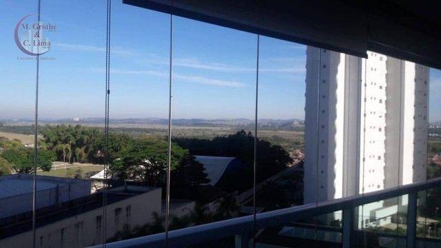 Apartamento com 4 dormitórios para alugar, 245 m² por R$ 6.500,00/mês - Jardim das Colinas