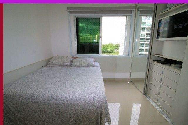 Ponta Negra Condomínio weekend Club Apartamento 3 Quartos - Foto 7