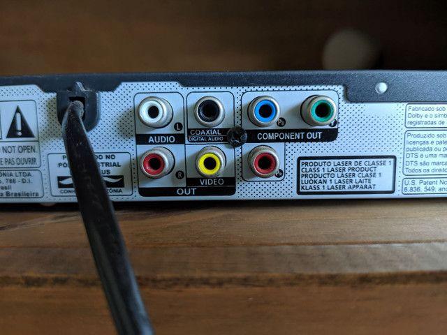 DVD Player SAMSUNG (apenas venda) - Foto 2