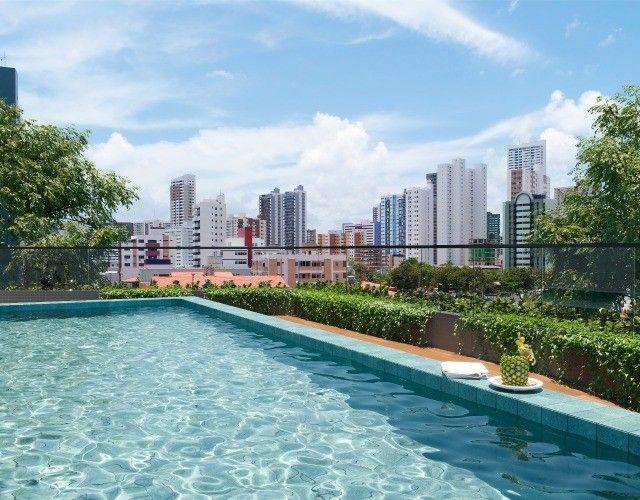 COD 1-487 Apartamento Jardim Oceania 2 quartos bem localizado - Foto 15
