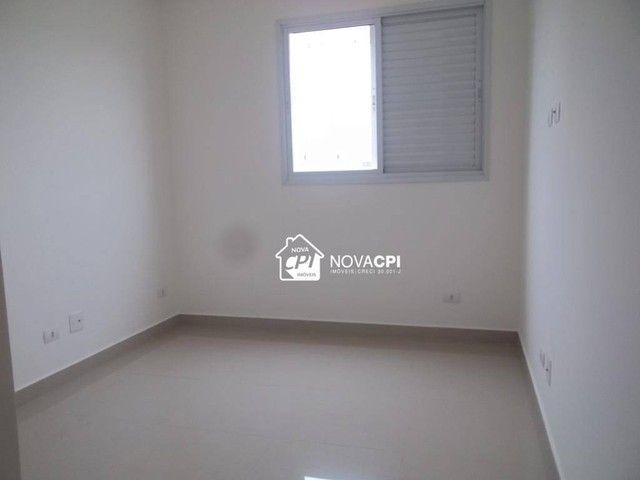 Apartamento com 2 dormitórios à venda Boqueirão - Santos/SP - Foto 9