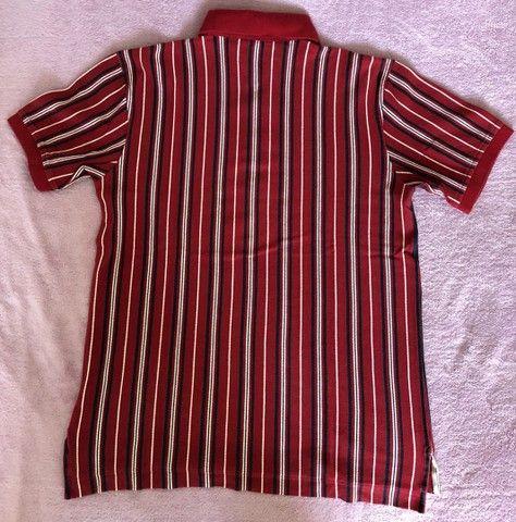 Camiseta Polo Tommy Hilfiger (Produto Novo) - Foto 5