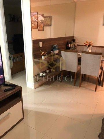 Apartamento à venda com 2 dormitórios em Mansões santo antônio, Campinas cod:AP006547 - Foto 3