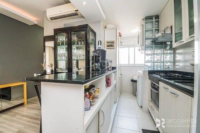Apartamento à venda com 2 dormitórios em Cristo redentor, Porto alegre cod:YI449 - Foto 9
