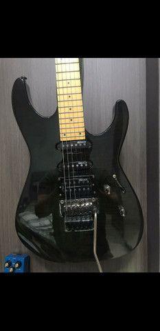 Guitarra Esp Ltd M 103 fm - Foto 3