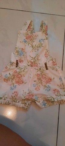 Lote de roupa infantil feminina - Foto 2