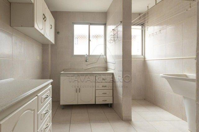 Apartamento à venda com 3 dormitórios em Orfas, Ponta grossa cod:V2428 - Foto 4