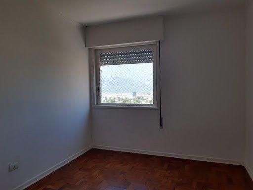 Apartamento com 2 dormitórios para alugar, 118 m² por R$ 2.900,00 - José Menino - Santos/S - Foto 5